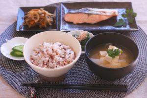 食事 雑穀米