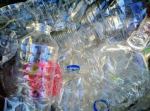 環境問題ペットボトル