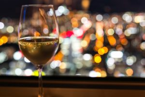 食事 ワイン